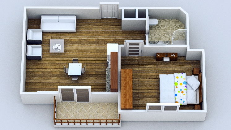 Jasmine Residence  - one bedroom