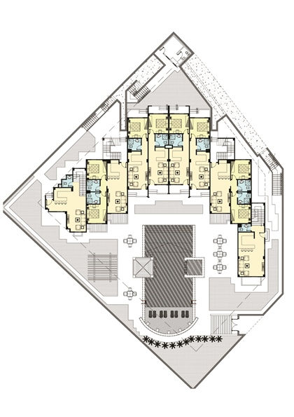 Royal Apartments 2 - Floor Plans